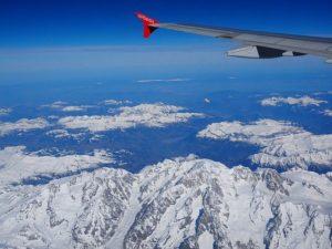 Reisen Fliegen einfach