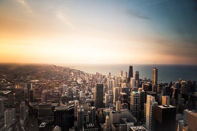 Reisen Fliegen Chicago Entdeckerfreuden